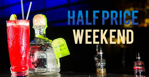 Half-Price-Weekend