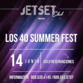 Los 40 Summer Fest