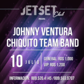 Johnny Ventura y Chiquito Team Band