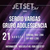 Sergio Vargas y Grupo Adolescencia