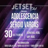 Sergio Vargas y Adolescencia