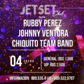 Rubby Perez  Johnny Ventura Y Chiquito Team Band